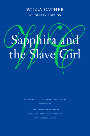 Sapphira and the Slave Girl