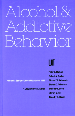 Nebraska Symposium on Motivation, 1986, Volume 34