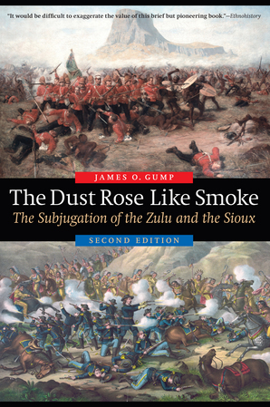 The Dust Rose Like Smoke