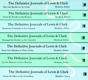 The Definitive Journals of Lewis and Clark, 7-volume set