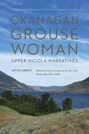Okanagan Grouse Woman