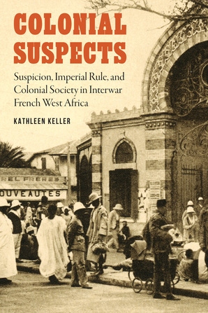 Colonial Suspects