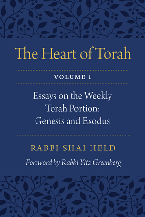 The Heart of Torah, Volume 1
